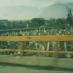 cimetière bord de route