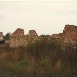 maison en pierre detruite