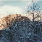 montagne de goraz