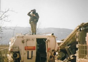 Audition du général Hervé GOBILLIARD commandant du secteur de Sarajevo de la FORPRONU (1994-1995)