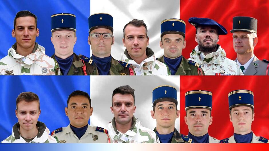 Tragédie au Mali, la perte de 13 des nôtres Opération BARKHANE